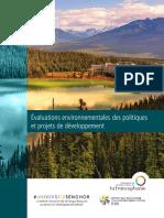 Environnement Dd Et Decisions Politiques