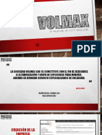 Volmax - En Voladura,No Existe Roca Dura