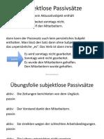 VK Passiv ohne Subjekt.pptx