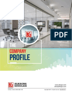 Alkagra Seni Glass Company Profile