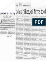 Manila Times, Sept. 19, 2019, Justify hefty price hikes, oil firms told.pdf