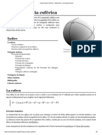 Trigonometría Esférica - Wikipedia, La Enciclopedia Libre