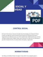 Control Social y Normatividad