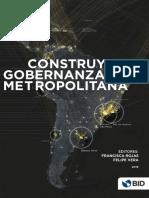 Construyendo Gobernanza Metropolitana BID