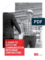 eBook 1 Subcon 2 a Guide to Effective Communication With Main Cons Asia Final Version Oct 2017