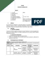 SILABO RECURSOS HIDRAULICOS.pdf