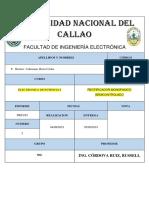 Informe Previo Nro 2 - Electronica de Potencia