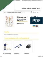 LA ARTICULACION DE LA RODILLA (VR-3174) - Librería Médica.pdf