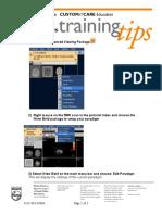 Advanced Viewing FMRI