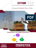 Power Transmission Line Health Assessmennt