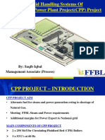 Solid Handling Systems of FFBL Coal Power Plant ProjectCPP Project