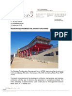 Westbury Tdc Wins Mixed Use Architecture Award Pcl Final