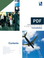 UK Civil Aviation Authority Strategic Plan Consultation