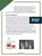 Penicilina Informe Final