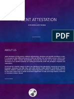 Talent Attestation a Attestation Agency in India