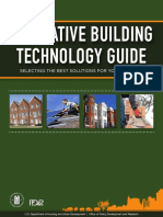 Innovative Building Technology Guide