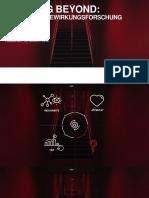 Bewusste Reichweite 2.0 - Präsentation vom Werbewirkungsgipfel 2019