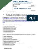 Fonkel Mexicana - Servicios a interruptores.pdf