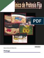 Manual Clínico De Prótesis Fija