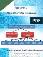 Ppt Teori Struktural Fungsional