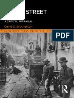 David Brotherton. Youth Street Gangs, A Critical Appraisal. 2015
