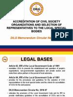 guidelines on LGU accreditation