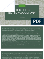 THIRST-FIRST-BOTTLING-COMPANY-ppt.pptx