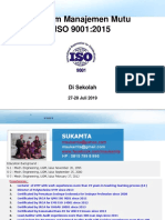 1. Awareness ISO 9001 2015 Training Material Rev.1-Sekolah