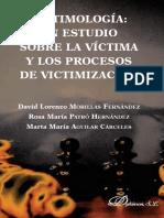 Victimologia Un Estudio Sobre La Victima