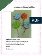 Instrumentos Con Materiales Reciclables(1)