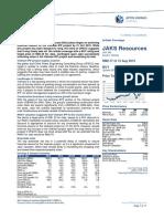 AffinHwang Capital - JAKS Resources Berhad - Third Time Lucky 18-08-2015