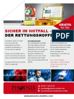 Phoenix Mediengesellschaft - Produktflyer - Rettungskoffer - RLS - 092019