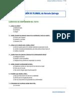 -El almohadón de plumas-, de Horacio Quiroga (cuestionario).docx
