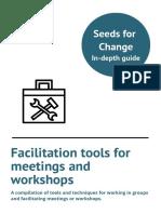 Facilitation Tools