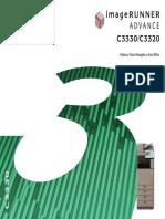 IRADV C3320 Brochure Highres