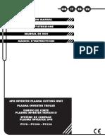 PC75 123 Manual