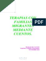 Terapia con familias migrantes mediante cuentos