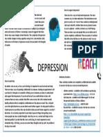 depression poster caitlin harris  1