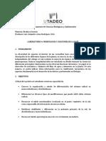 4 - Guía de Laboratorio 4 Morfología y Anatomía de Raíz
