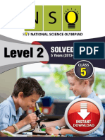 Class 5 NSO 5 years ebook level 2 2018