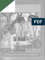 CAPE® Physics - Unit 2 - Study Guide