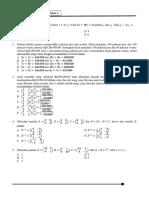 Unbk Matematika Ips 2019