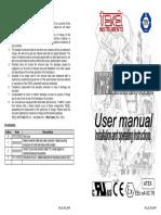 Tekel Incremental Encoder User Manual