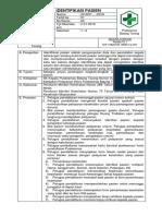 7.1.1.7. SOP IDENTIFIKASI  PASIEN.docx