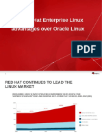 RHEL 6 Advantages Over Oracle Linux