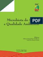 Livro - Microbiota Do Solo e Qualidade Ambiental