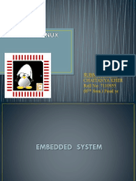 Embedded Linux 7110955