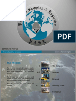 Pak Asia Corporate Profile