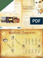 90 4 020 Messianic Genealogy