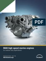 Marine Medium D2842 E-17-11